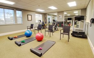 Eagle Creek Fitness Center