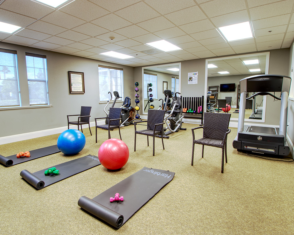 Carmel Village - Fitness Center